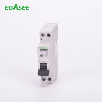 China market of electronic PA66 material terasaki circuit breaker mcb