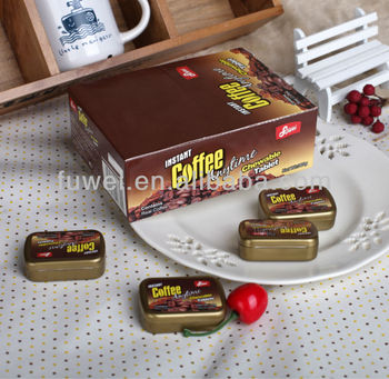 Coffee Bean Chewing Tablets candy