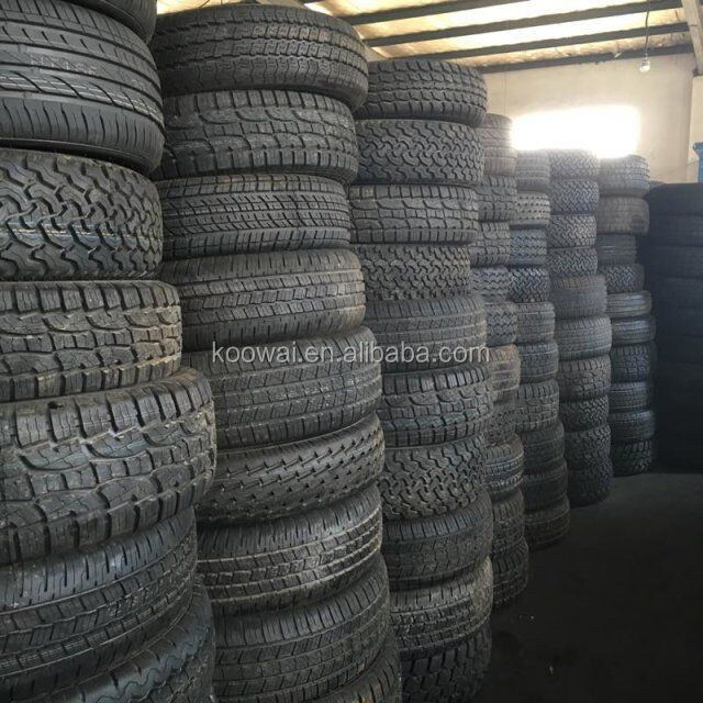 B grade linglong brand car tires 13-17inch cheap price blem tires