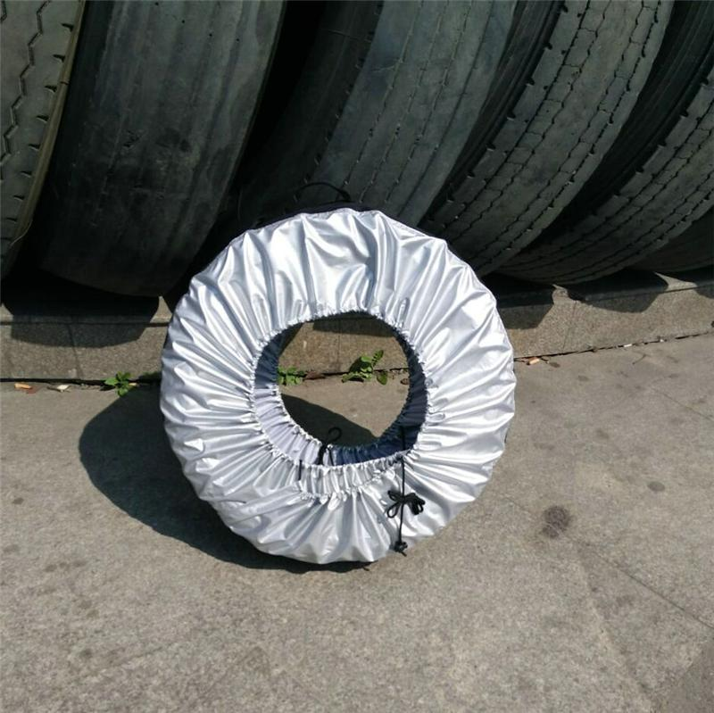 Professional indoor tyre covers/4x4 spare wheel tyre cover with CE certificatewith free samples