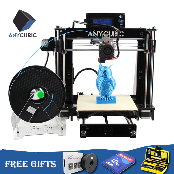 Top Selling FDM object Prusa 3d printer 2016 new design DIY Desktop 3d printer for sale