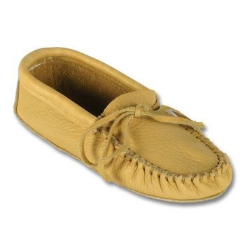 Elktan Elkhide Elk Leather Moccasin Mocassin Slippers