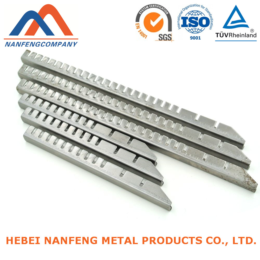 Factory Made OEM Precision Zinc Plated Metal Punching Furniture Chassis