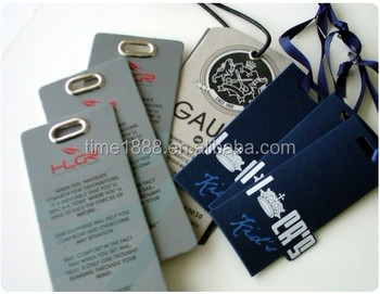 Fashion Garment Washable Clothing Labels