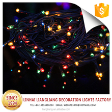 alibaba china supplier christmas ornaments colorful rice twinkle light
