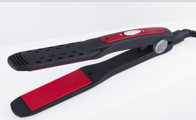Fashion Electric Hair Straightener with Aluminum Flating Plates Als-1801