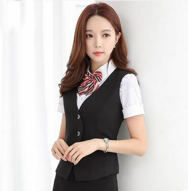 The factory price air hostess costume cotton asia air hostess uniforms for flight attendants