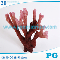 PG Fish Tank Artificial Coral for Aquarium Decorations