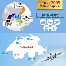 (CIF/DDU) Air Shipping from China to Switzerland, CH