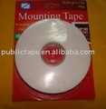 PE foam tape two sides