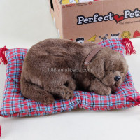 Customized Cartoon Cute lifelike breathing puppies