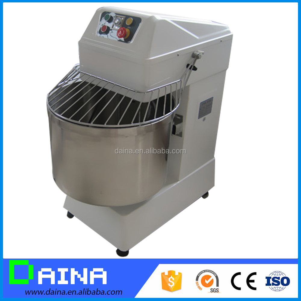 kneading industry!!! 2016 bakery Double Speed Bakery Machine/ hot mixer machine