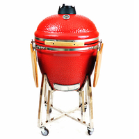 Outdoor Tandoor Oven Commercial Charcoal BBQ Smoker
