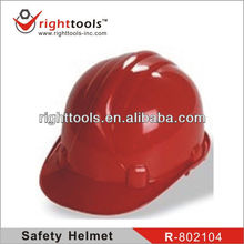 Safety helmet with CE
