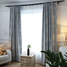 100% polyester new jacquard curtain fabric curtain for window