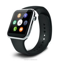 Factory outlet! Bluetooth android 4.4 smart watch for samsung galaxy gear a9 smart watch