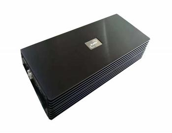Car amplifier class d mono with 6500W RMS and 2 years warranty
