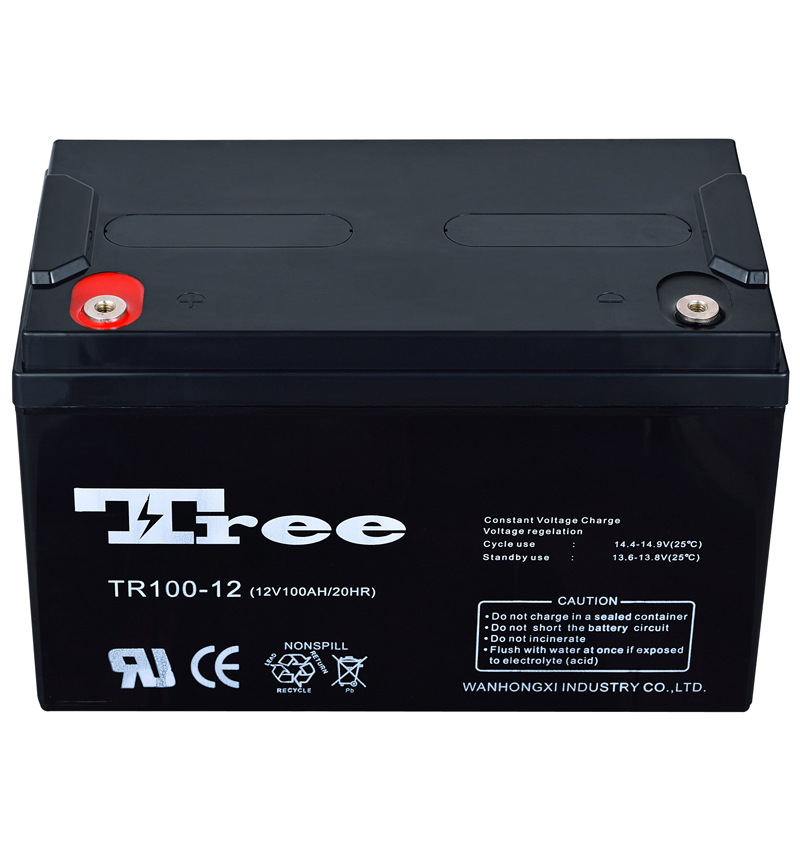 Maintenance free inverter batteries 12v 100ah solar battery cell 12v 100ah deep cycle battery