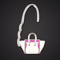 New arrival fashion wholesale gifts metal bag hanger hooks for ladies