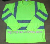 elongated reflective safety clothes with high quality European standard