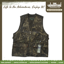 Utility Tactical bulletproof CAMO chaleco