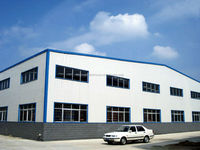 structure building for warehouse and workshop,plant, shopping mall