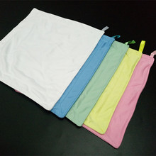 Anti Static ESD Disposable Lint Free Silk Microfiber Lens Cleaning Cloth