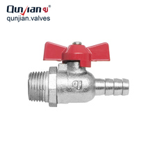 malleable iron natural gas ball valve
