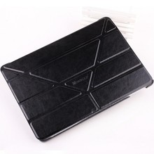 For ipad air smart cover case laptop stand leather case new product for 2014 trendy case alibaba express
