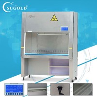 class II 100% exhaust medical/ laboratory bio safety cabinet class ii biological safety cabinet