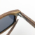 Vintage Design Eyewear Real Pear Wood Laminated Sunglasses Polarized