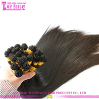 Alibaba China factory supply hand tied weft hot sale top quality 100%hand tied virgin indian remy hair weft