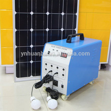 home use off-grid solar power system 1000w portable solar generator with best price
