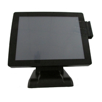 Cost-effective Touch Screen Restaurant POS System with Card Reader