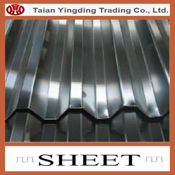 manufacture of galvanized corrugated steel plate/types of roof covering