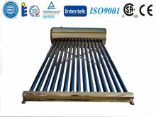 Cheap Price Galvanized Steel Non Pressurized Solar Water Heater