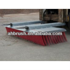 broom gas powered broom gas snow plow for tractor