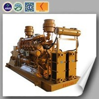 CHP Mini power plant natural gas electric generator