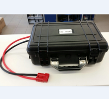 deep cycle lithium ionen akku 12v 100ah 18650 Li-ion battery pack with waterproof case