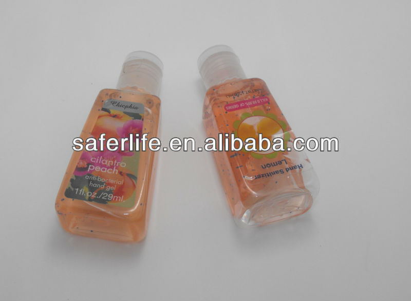 Healthcare anti H7N9 disinfectant alcohol fre antibacteria Hand Sanitizer gel