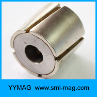 selling neodymium arc magnet for permanent magnet motors