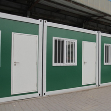Light Steel Portable Prefabricated Houses for warehouse/factory/poultry
