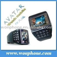 New AVATAR ET-3 Dual sim card Watch Cell phone
