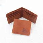 Genuine Cow Leather Wallet Durable and Waterproof Wallet