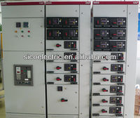 Switchgear/parts of electric motor control panel