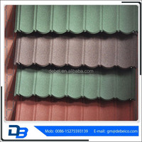 All Type Roofing Sheets Asian Style Low Cost Building Material Metal Roof Tiles