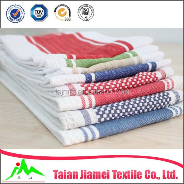 100% cotton kitchen towels and wash cloths