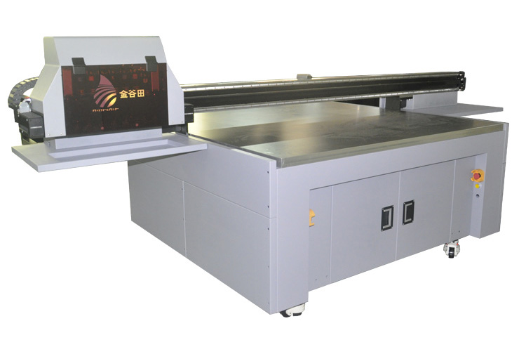 High Quality Variable Dot Printing Semi-Automatic plastic flatbed printer with long service life