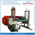 horizontal band saw for hardwood