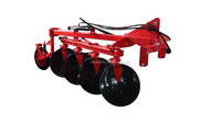 hydraulic turning plough about Agricultural machinery